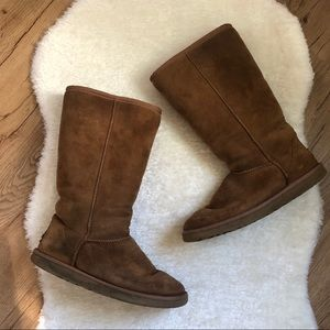 Ugg Boots Chesnut Colored